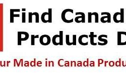 Find Canadian Made Products