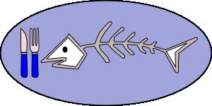 Fish_Bones_Food_clip_art_medium
